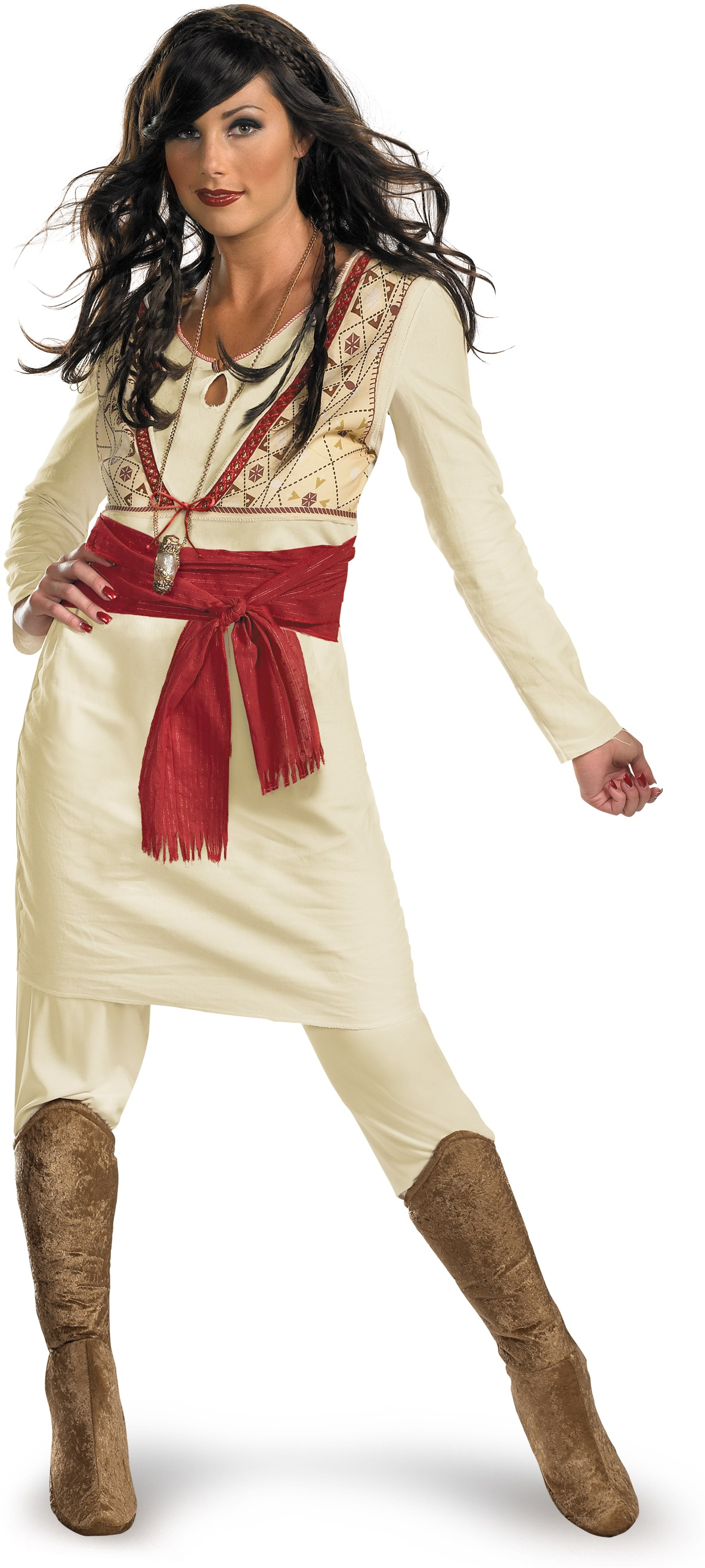 NEW Prince Of Persia - Tamina Deluxe Adult Womens Costume ...