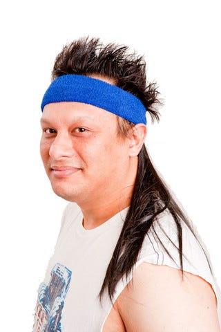 Cheap Mullet Wigs Australia 65