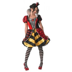 WHITE RABBIT ALICE FANCY DRESS COSTUME ACCESSORIES BOOK WEEK DAY KIT MAD HATTER