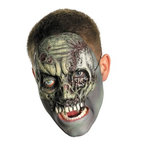 Vampire Latex Mask Adult Jawless Chinless Halloween