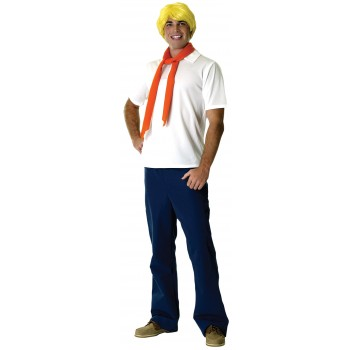 Scooby-Doo Fred  Adult Costume Standard.jpg