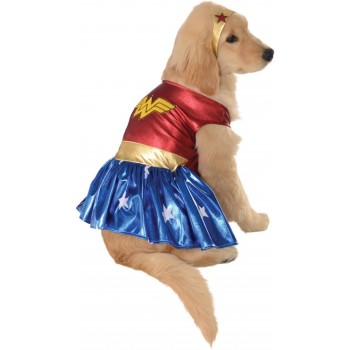 Wonder Woman Deluxe Dog Pet Costume.jpg