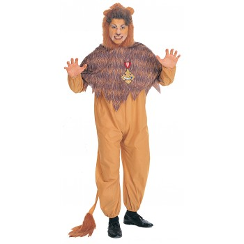 The Wizard of Oz Cowardly Lion Adult Costume Standard.jpg