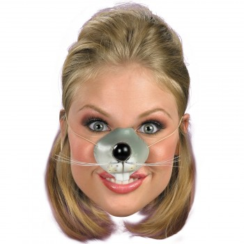 Mouse/Rat Nose Animal Costume Accessory.jpg