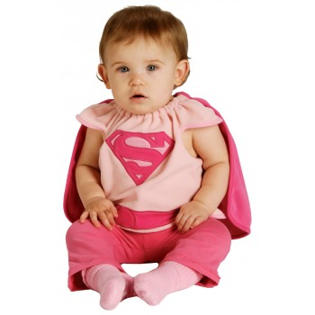 Supergirl Bib Newborn Girl's Costume.jpg
