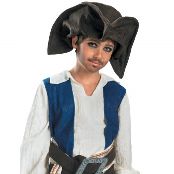 Pirates Of The Caribbean - Jack Sparrow Child Pirate Hat.jpg