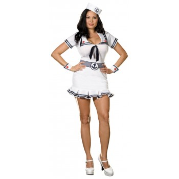 Cruise Cutie Adult Plus Women's Costume.jpg
