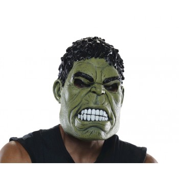 Avengers 2 Age of Ultron Hulk 3/4 Adult Mask.jpg