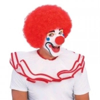 Clown Red Afro Adult Wig.jpg