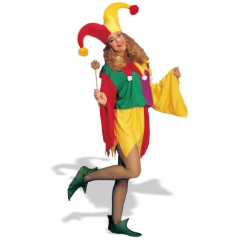 King's Jester Adult Costume One Size.jpg