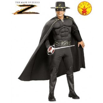 Zorro Deluxe Muscle Chest Adult Costume.jpg