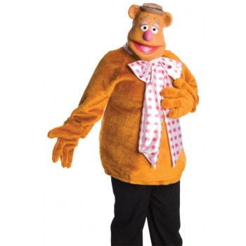 The Muppets Fozzie Bear Adult Costume.jpg