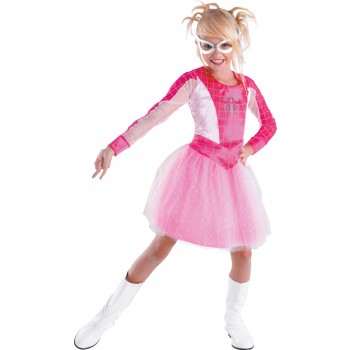 Spider-Girl Pink Classic Toddler / Child Girl's Costume.jpg