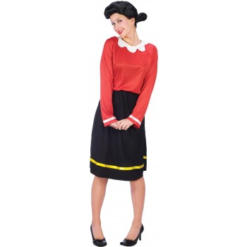 Olive Oyl Adult Plus Women's Costume.jpg