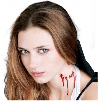 Adult's Vampire Bite Wounds Costume Prop Accessory.jpg