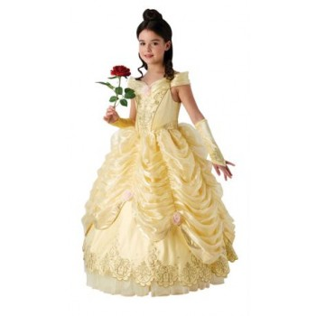 Collectors Edition Beauty and the Beast Belle Limited Edition Numbered Child Costume.jpg
