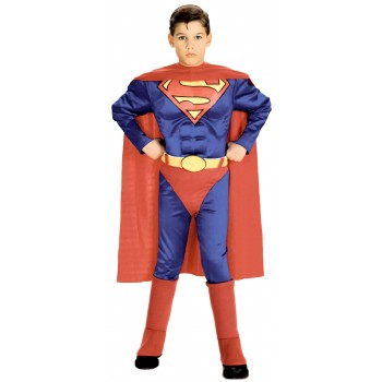 Superman Muscle Chest Toddler / Child Costume.jpg