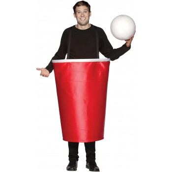 Beer Pong Cup Funny Adult Costume.jpg