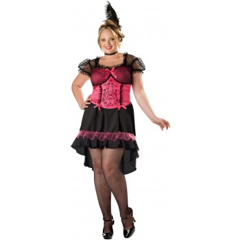 Saloon Gal Adult Plus Women's Costume.jpg