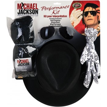 Michael Jackson Performance Men's Costume Accessory Kit.jpg