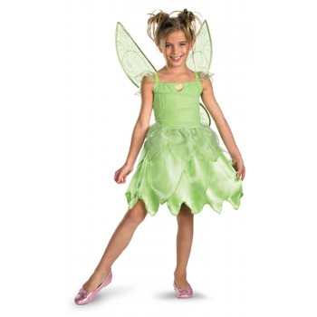 Tink and the Fairy Rescue Tinker Bell Classic Child Girl's Costume.jpg