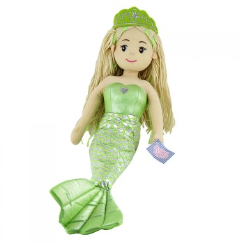 70cm Aquata Green Mermaid Plush Toy.jpg
