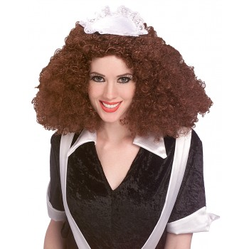 Rocky Horror Picture Show - Magenta Curly Wig Women's Costume Accessory.jpg