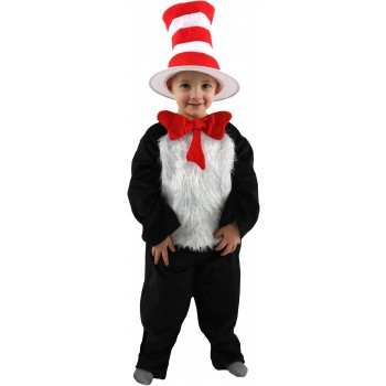 Dr. Seuss The Cat in the Hat - The Cat in the Hat Toddler / Child Costume.jpg