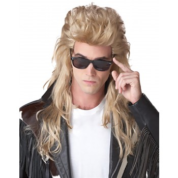 1980s Rock Mullet Billy Ray Cyrus Costume Adult Wig Blonde.jpg
