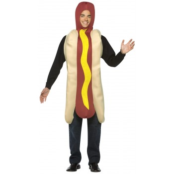 Light Weight Hot Dog Adult Costume One Size.jpg