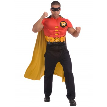 DC Comics Robin Muscle Chest Adult Costume Kit.jpg