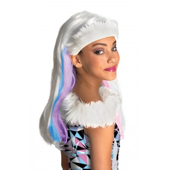 Monster High Abbey Bominable Child Girl's Costume Wig.jpg
