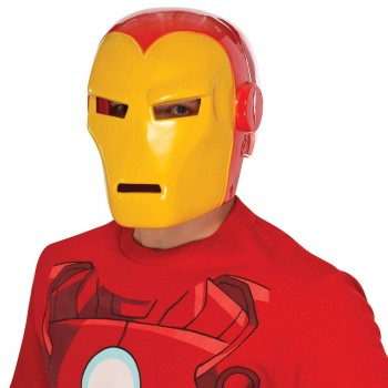 The Avengers Iron Man Mark 42 Men's Helmet Headgear Accessory.jpg