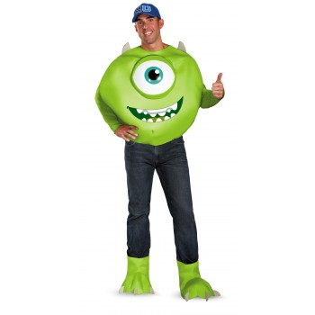 Monsters University Mike Deluxe Adult Costume XL.jpg
