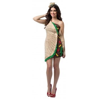 Taco Dress Funny Food Mexican Adult Women's Costume.jpg