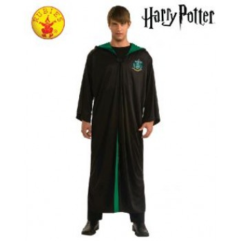 Harry Potter Slytherin Classic Adult Robe Standard.jpg