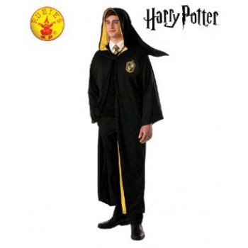Harry Potter Hufflepuff Classic Adult Robe Standard.jpg