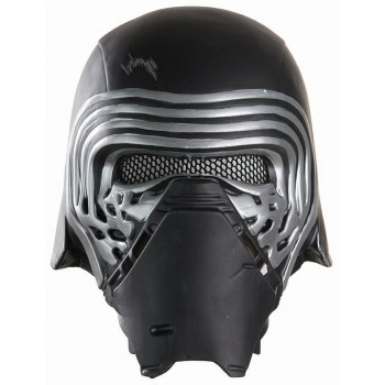 Star Wars Episode 7 The Force Awakens Kylo Ren Child Boys Half Helmet Costume Accessory.jpg