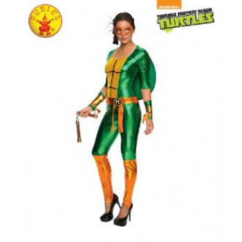 Teenage Mutant Ninja Turtles Michelangelo Jumpsuit Adult Costume.jpg