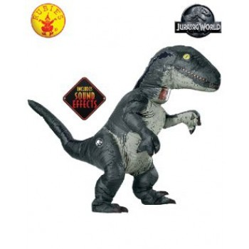 Jurassic World Blue Velociraptor Inflatable Adult Costume With Sound.jpg