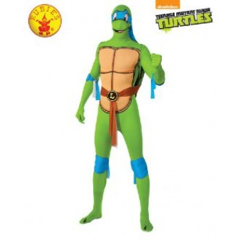 Teenage Mutant Ninja Turtles Leonardo Second Skin Suit Adult Costume.jpg
