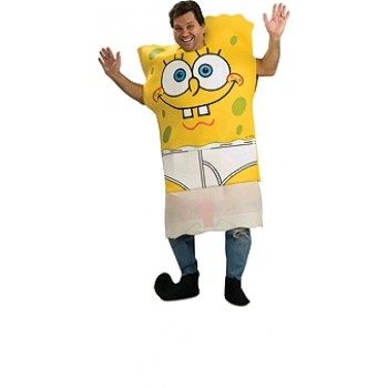SpongeBob SquarePants Foam Adult Costume Standard.jpg