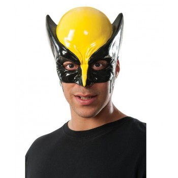 Marvel X-Men Adult Wolverine Latex Men's Overhead Costume Mask.jpg