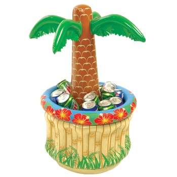 Inflatable Palm Tree Table Drinks Cooler.jpg