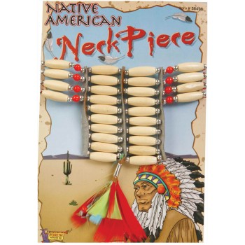 Native American Indian Chief Necklace Adult Costume Accessory.jpg
