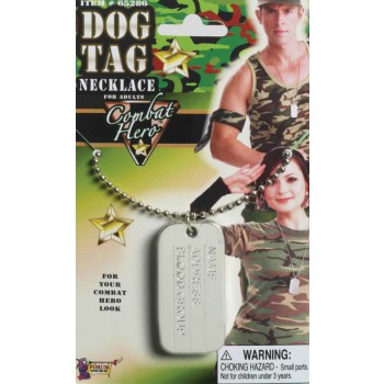Army Military Necklace Dog Tag Costume Accessory.jpg