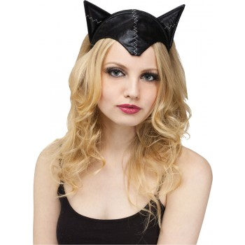 Cat Headband With Tail Adult Women's Costume Accessory Kit.jpg