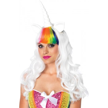 Unicorn Wig and Tail Adult Costume Kit.jpg
