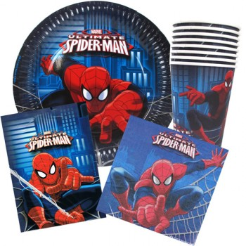 Spider-Man Party Pack of 40.jpg
