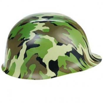 Camouflage Plastic Child Teen Army Hat.jpg
